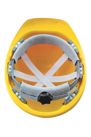 Occunomix V200 Regular Brim Hard Hat Ratchet Suspension