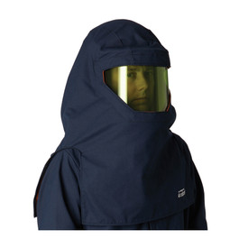 PIP 9150-523ULT FR 40 Cal CAT 4 Navy Multi-Layer Arc Hood