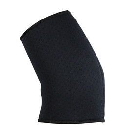 PIP Latex Free Warming Elbow Support Pad - Dark gray therapeutic warming elbow support pad for stress relief.