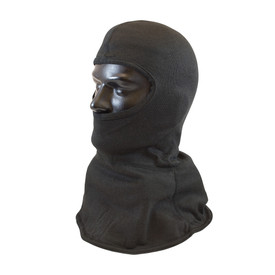 PIP 906-8416 Carbon Fire Resistant Black Full Face Hood