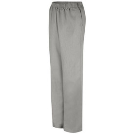 The Red Kap 2S11BK Women's Pincord Elastic Waistband Slacks