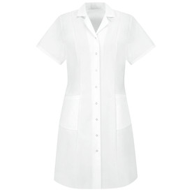Red Kap Women's Short Sleeve 2 Pocket Housekeeping Dress