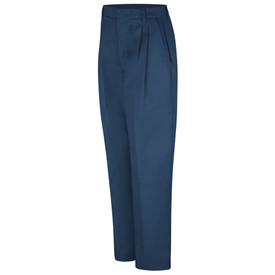 Red Kap PT39 Women's Pleated Front Lined Work Pant
