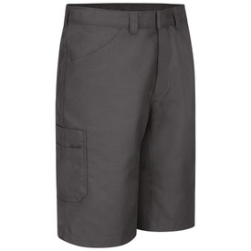 Red Kap PT4A Men's Automotive Scratchless Button Shorts