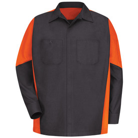 Red Kap SY10 RipStop 3 Pocket Crew Shirt
