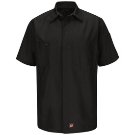 Red Kap SY20 RipStop Crew Shop Shirt