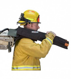 True North SB28 Saw Guard Protector - Cover for transporting chain saw machinery to prevent injury.