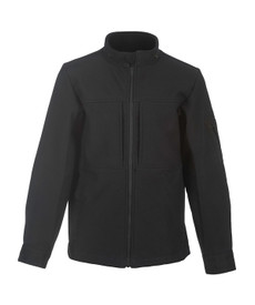 DragonWear DFS3100 FR Black Soft Shell Jacket (Available Spring 2019)