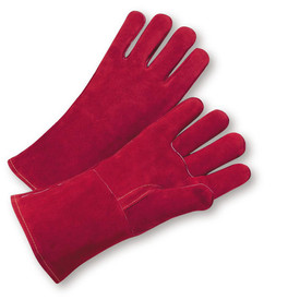 West Chester 9400 Premium Cowhide Cotton Lined Welder Gloves