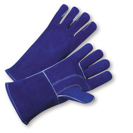 West Chester 945 Heavy Gauntlet Cuff Welder Gloves