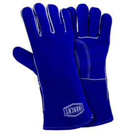 West Chester IronCat 9050 Foam Lined 14 In Welding Gloves