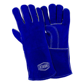 West Chester IronCat 9041 Foam Lined 14 In Welding Gloves