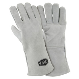 IronCat 9010 Cotton Lined Cowhide Welding Gloves