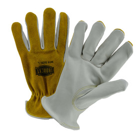 West Chester IronCat 9414 Cowhide Unlined Iron Work Gloves