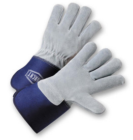 West Chester IronCat IC9 Leather Palm Kevlar Sewn Gloves