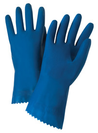 West Chester 52L100 Premium Unsupported 18 mil Latex Gloves