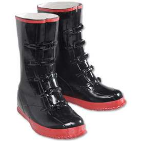 West Chester 8250 Heavy Black 14 Inch Over Shoe Rain Boot