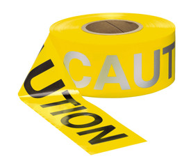 Reflective Day Night Caution Barricade Tape
