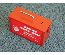 Metal Group Single And Multi Lock Boxes