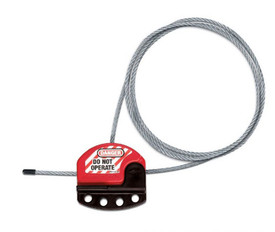 Metal Adjustable Cable Lockout