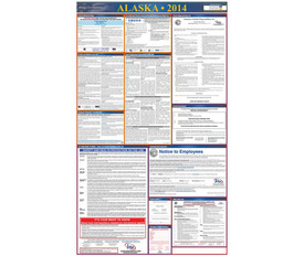 State & Federal Labor Law Posters In English