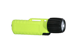 UK 3AA eLED CPO Front Switch Waterproof Flashlight