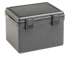 UK Watertight 409 Dry Box - Large grey Dry Box with 2 front water tight latches.