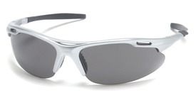 Pyramex Avante Safety Glasses with Rubber Nose Pads