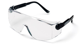 Pyramex Defiant Safety Glasses with 4 Temple Adjustments