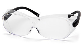 Pyramex OTS XL S7510STJ Fit Over Safety Glasses