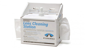 Pyramex LCS10 Safety Glasses Lens Cleaning Station