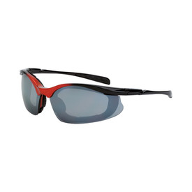 CrossFire Concept Foam Lined Frame Vented Safety Glasses