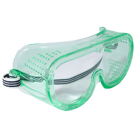 Radians Perforated Side Shield Safety Goggles
