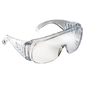 Radians Chief One Piece Lens OTG Safety Glasses
