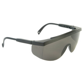 Radians Galaxy Extended Brow Guard OTG Safety Glasses