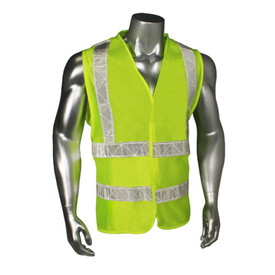 Radians Class 2 Hook & Loop Safety Vest Made in USA