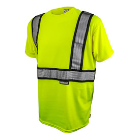 DeWalt DST911 Class 2 FR CAT 2 Hi-Viz Short Sleeve T-Shirt