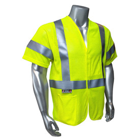 Radians Class 3 FR Modacrylic Premium Mesh Safety Vest