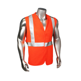 Radians HV-UTIL FR Class 2 CAT 1 Hook & Loop Safety Vest