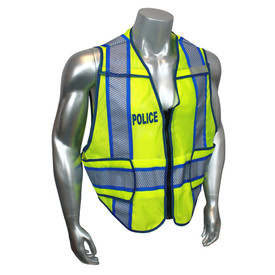 Radians Class 2 Standard Police Breakaway Safety Vest