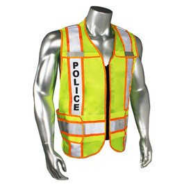 Radians Class 2 Fire Police EMS 3 Inch Contrast Safety Vest