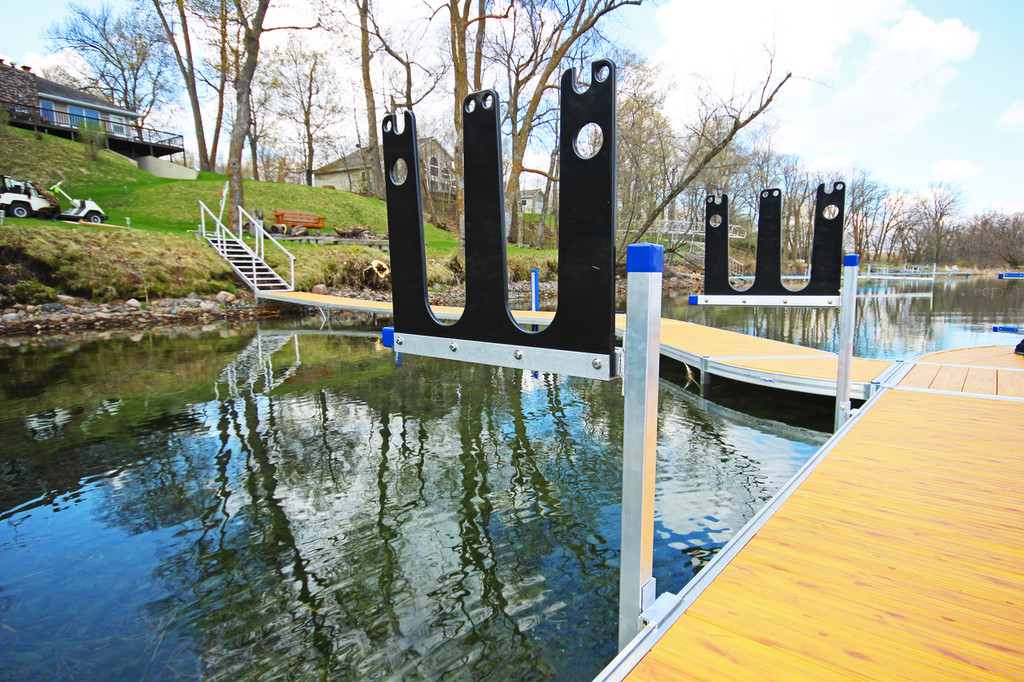 Dual Stand-Up Paddleboard Rack