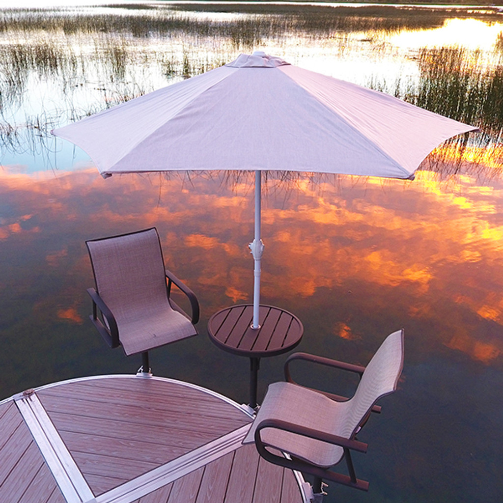 Premium Dock Umbrella