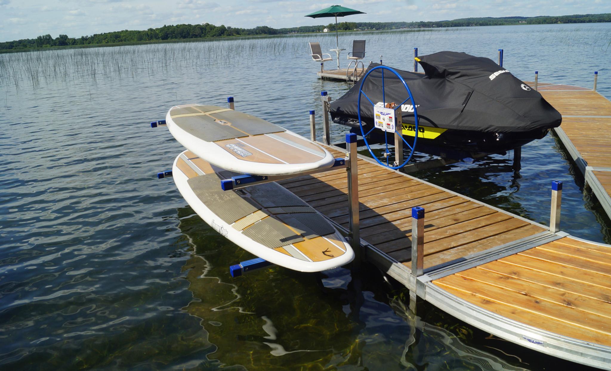 Paddleboard Kayak Rack The Shore Shack