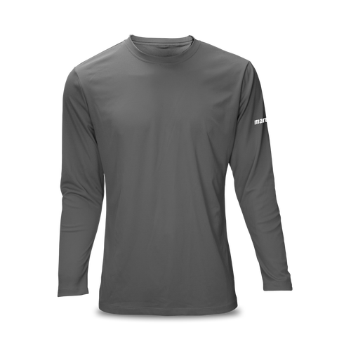 Relaxed Long Sleeve Performance Top