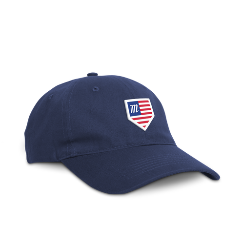 USA Home Plate Relaxed Fit Hat