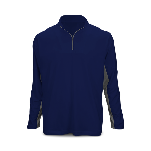 Long Sleeve 1/4 Zip Performance Top