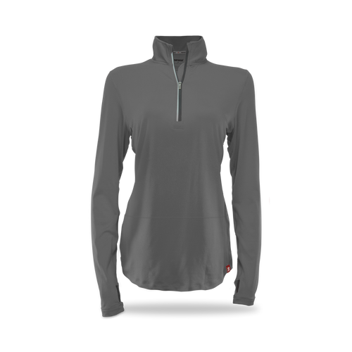 Women's Long Sleeve 1/4 Zip Performance Top