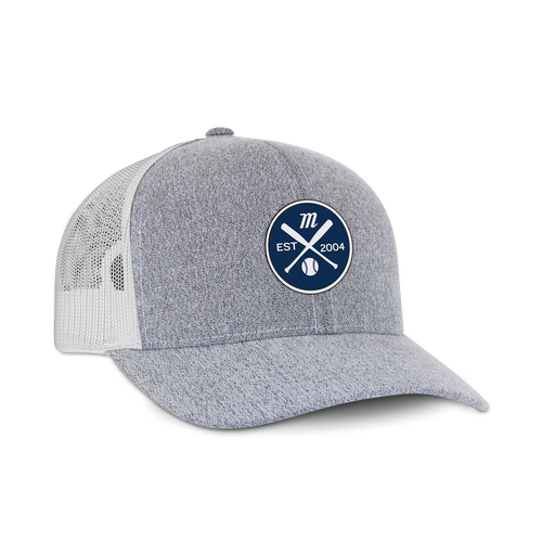 Established Patch Snapback Hat