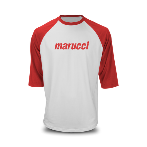 Marucci Branded 3/4 Performance Tee